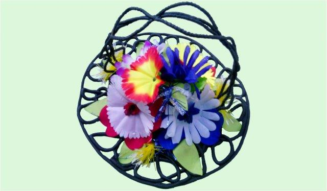 Arrangements: Medium country basket